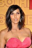 Padma Lakshmi. At the 2017 HBO`s Post Emmy Awards Reception held at the Pacific Design Center in West Hollywood, USA on September 17, 2017 Stock Images