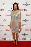Padma Lakshmi. NEW YORK-APR 29: TV host Padma Lakshmi attends the Time 100 Gala celebrating its Time 100 Issue of the  Most Influential People in the World at Stock Images