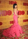 Padma Lakshmi. At the 2017 HBO`s Post Emmy Awards Reception held at the Pacific Design Center in West Hollywood, USA on September 17, 2017 Stock Image