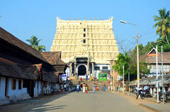Padmanabhaswamy Temple Stock Photos