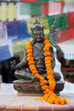 Padmasambava statue Stock Photos