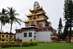 Padmasambhava buddist Vihara Royaltyfria Bilder