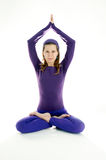 Padmasana Stock Photos