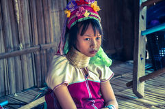 Padong people Royalty Free Stock Photography