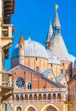 Padoue Padoue, Italie : La basilique de St Anthony de ` Antonio di Padova de Padoue Basilica di Sant image stock