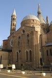 Padova, Basilica di Sant'Antonio Immagini Stock