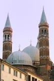 Padova, Basilica di Sant'Antonio Fotografia Stock