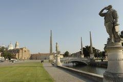 Padova Galileo Galilei Fotografie Stock
