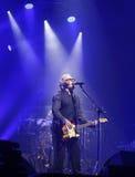 Padova, PD, Италия - 19-ое мая 2017: Концерт в реальном маштабе времени Umberto Tozzi Стоковое Фото