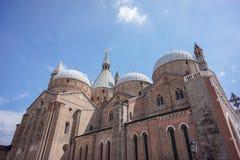 Padova, Sant Antonio kościół Obrazy Stock