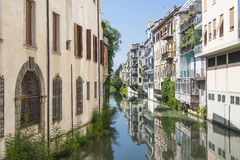 Padova Veneto, Italien Arkivbild