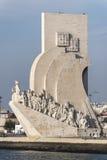 Padrão dos Descobrimentos Lisbon Stock Photography