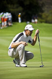 Padraig Harrington - NGC2010 Images libres de droits