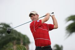 Padraigh Harrington Doral 2007 Images libres de droits