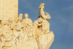 The Padrao dos Descobrimentos Stock Photography