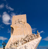 Padrao dos Descobrimentos aka Monument to the Discoveries, Belem, Lisbon, Portugal Stock Photography