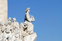 Padrao dos Descobrimentos, Lisbon Stock Photos