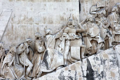 Padrao dos Descobrimentos, Lisbon Royalty Free Stock Photo