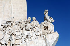 Padrao dos Descobrimentos, Lisbon Royalty Free Stock Photos