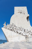 Padrao dos Descobrimentos in Lisbon Stock Photos