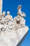 Padrao dos Descobrimentos in Lisbon Stock Images