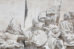 Padrao Dos Descobrimentos - Lisbon - Portugal Royalty Free Stock Image