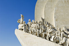 Padrao dos Descobrimentos, Lisbon, Portugal Royalty Free Stock Photos