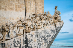 The Padrao dos Descobrimentos (Monument to the Discoveries) Stock Image