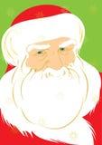 Padre Christmas Immagini Stock Libere da Diritti