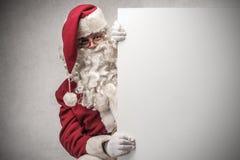 Padre Christmas Fotografia Stock