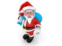 Padre Christmas Santa Claus Fotos de archivo