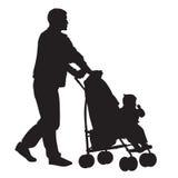 Padre con child01 libre illustration