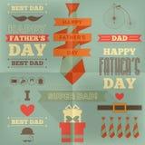Padre e hijo libre illustration