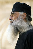 Padre ortodoxo grego, Jerusalem Imagem de Stock Royalty Free