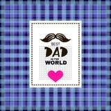 Padri Day8 Royalty Illustrazione gratis