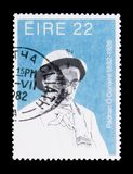 Padriac O ` Conaire 1882-1928,文化图serie周年,大约1982年 图库摄影