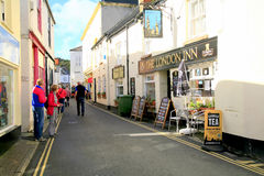 Padstow, Cornwall Zdjęcie Royalty Free
