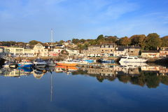 Padstow in Cornwall, England Royalty Free Stock Photo