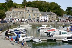 Padstow, Cornwall Stock Photos