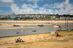 Padstow, Cornwall, UK. Royalty Free Stock Photos