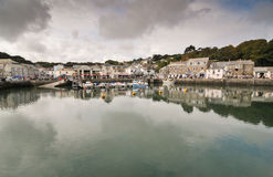 Padstow Harbour, North Cornwall, England Royalty Free Stock Images