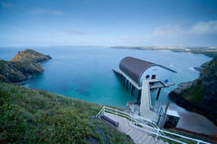 Padstow Lifeboat Station Stock Image