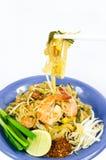 Padthai, Tajlandzki jedzenie Obraz Stock
