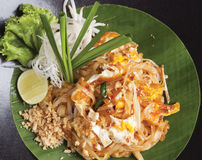 Padthai Thailand Royalty Free Stock Images