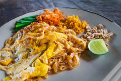 Padthai, Thailand traditional food Royalty Free Stock Image