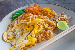 Padthai, Thailand traditional food Stock Photo