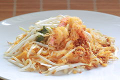 Padthai Royalty Free Stock Photography