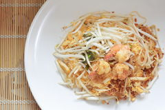 Padthai Royalty Free Stock Images