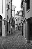 Padua 7 Stockbild