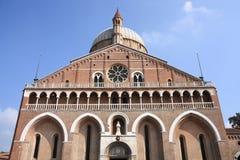 Padua basilica Stock Images